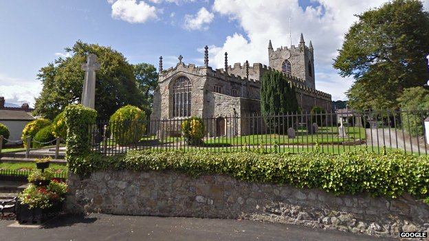 Beaumaris parish church - St Mary and St Nicholas Church