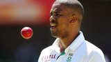 South African bowler Vernon Philander