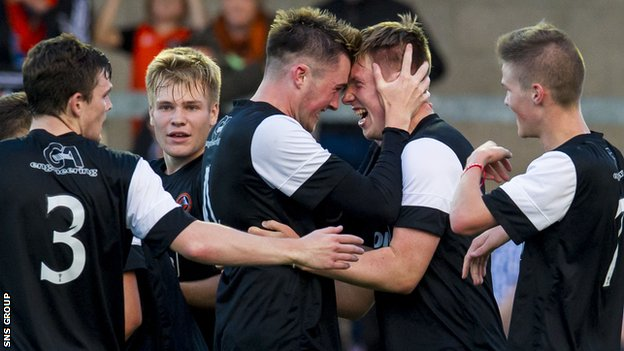 Dundee United finished fourth in the Scottish Premiership last season
