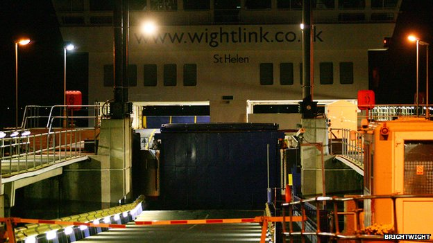 Wightlink ferry