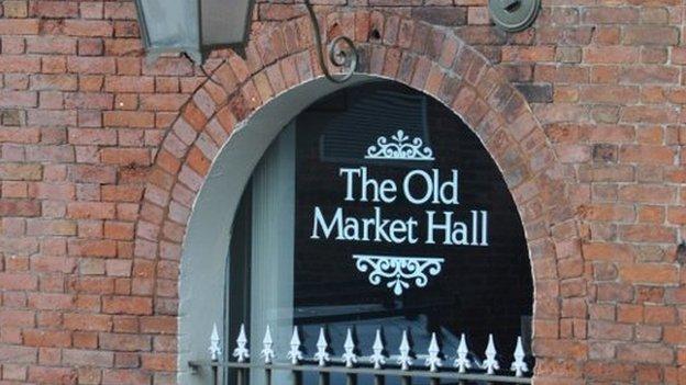 Old Market Hall, Coleshill