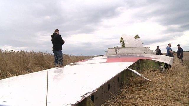 MH17 air crash: 196 bodies found