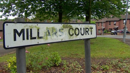 Millars Court, Dundonald