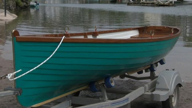 Boat named Harry