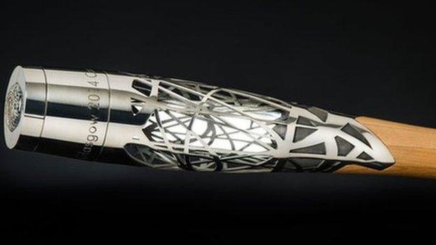 queen's baton