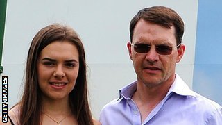 Ana O'Brien and Aidan O'Brien