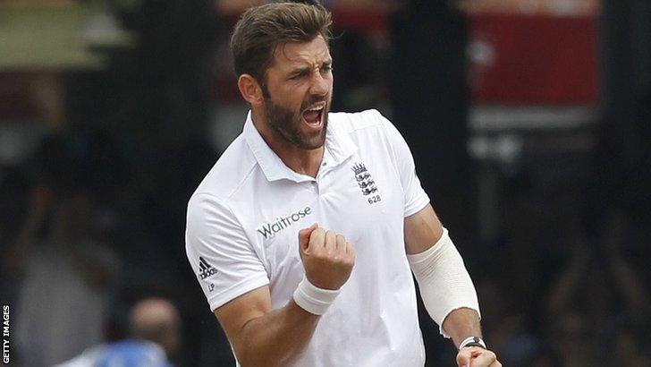 England's Liam Plunkett