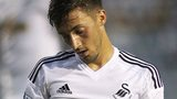 Swansea City midfielder Josh Sheehan