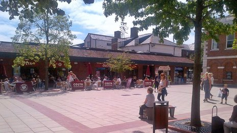 Saxon Square