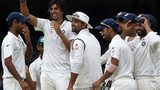 India haven't won a Test away from home since 2011