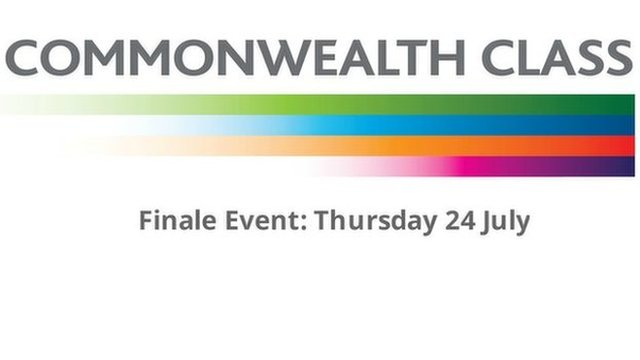 Commonwealth Class finale event: Thursday 24 July