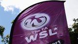 The FA WSL flag