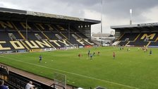 Notts County's Meadow Lane ground