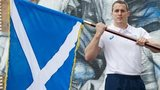 Euan Burton will be making his Commonwealth Games debut