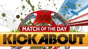 Match of the Day Kickabout logo
