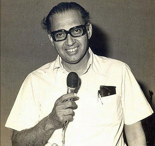 Dr Watsa in 1980