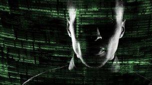 Man behind data