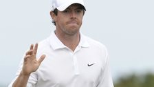 Rory McIlroy finished 14th at the Scottish Open before winning the Open