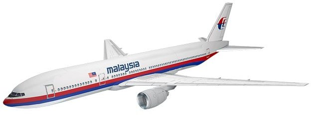 Malaysian Airlines Boeing 777-200ER