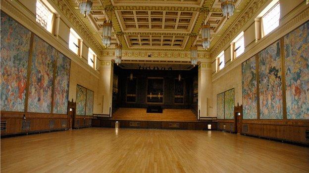 Brangwyn Hall