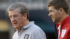 Gerrard backs Hodgson for England