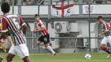 Exeter against Fluminense's Under-23s