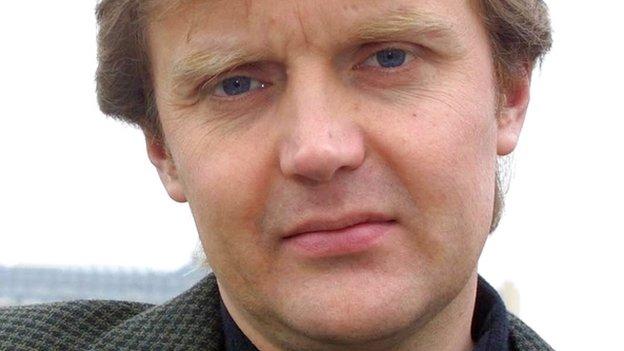 Technology Management Image: Alexander Litvinenko: Profile Of Murdered Russian Spy