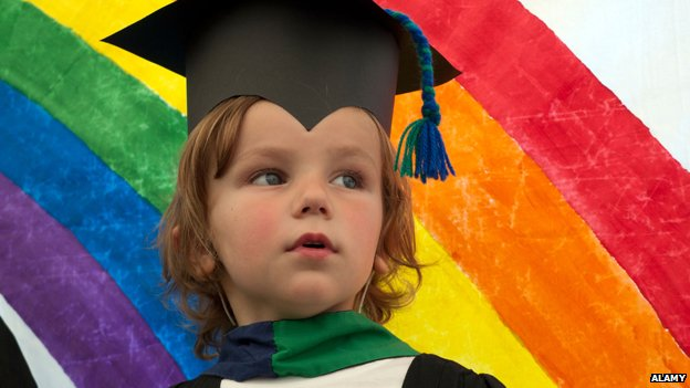 Do four-year-olds need a graduation ceremony?...