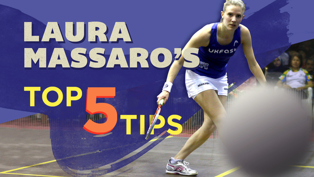Laura Massaro's guide to squash in Glasgow
