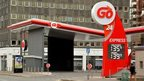 Go filling station, Belfast