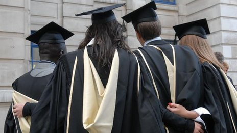 'Fewer degree offers' for minorities...