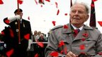 Harry Patch in 2007
