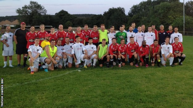 Hereford United Supporters' Trust team