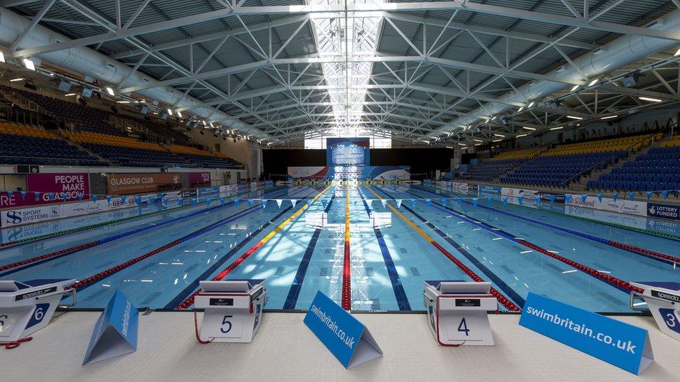 Commonwealth Games 2014 Venue Guide Cbbc Newsround