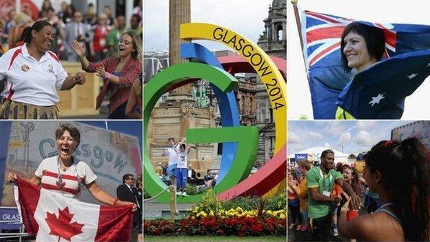 Glasgow images