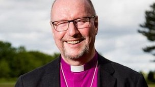 Rt Revd Paul Bayes