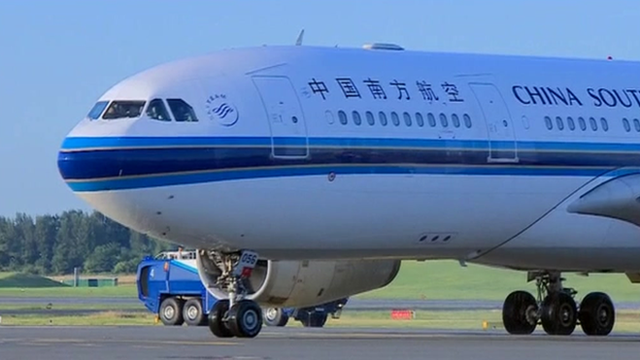 China Southern Airlines plane