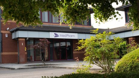 MedPharm headquarters