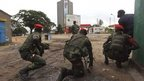 Attack on Congo barracks 'repulsed'
