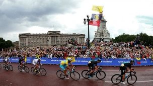 Tour de France in London
