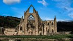 Tintern Abbey in Monmouthshire by Ela Fraczkowska from Cardiff