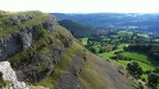 Eglwyseg rocks above Llangollen by Paul Faircloth, from Mold, Flintshire