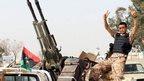Libyan militias in Tripoli pictured in 2013