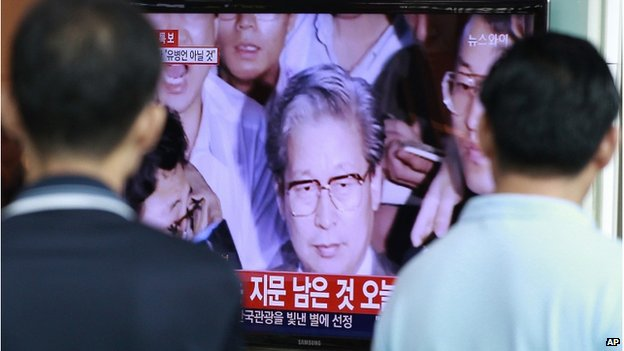 S Korea ferry boss Yoo Byung-eun 'hid in secret closet'