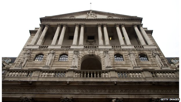 Bank of England still wary on rates...