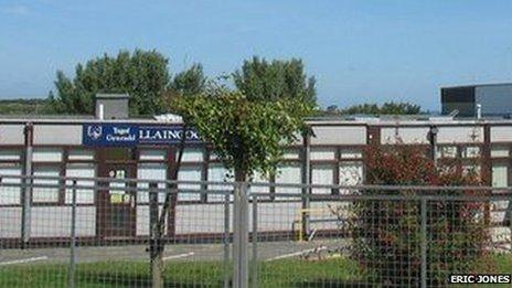 Ysgol Llaingoch, Holyhead