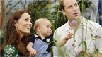 Prince George, Duke and duchess of Cambridge