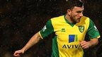 Robert Snodgrass in a Norwich City strip