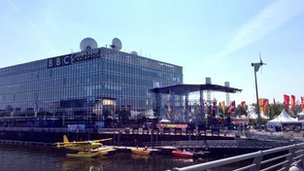 BBC at the Quay