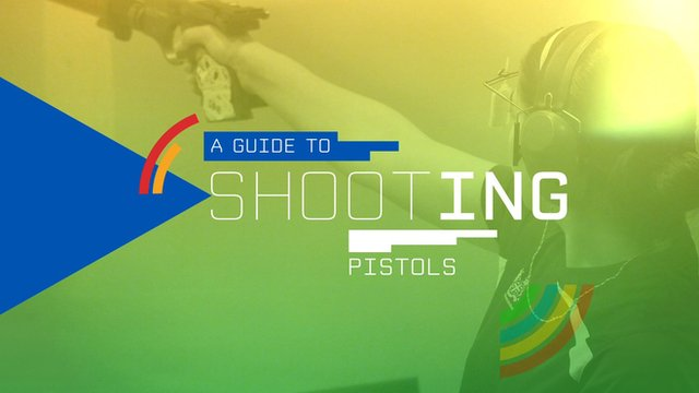 BBC Sport's guide to pistols shooting